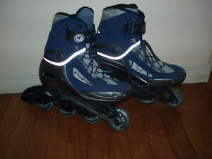 Boy's and Men Rollerblade size 7, 8  and 10