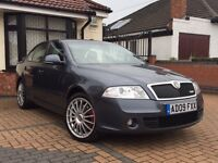 Skoda Octavia 2.0 CR TDI VRS limited edition