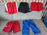 5 paires short 6 ans Longueuil / South Shore Greater Montréal Preview