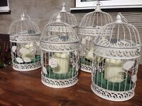 5 Birdcages for Wedding or Celebration