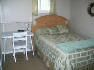 Furnished Room for Rent close to Moncton Hospital