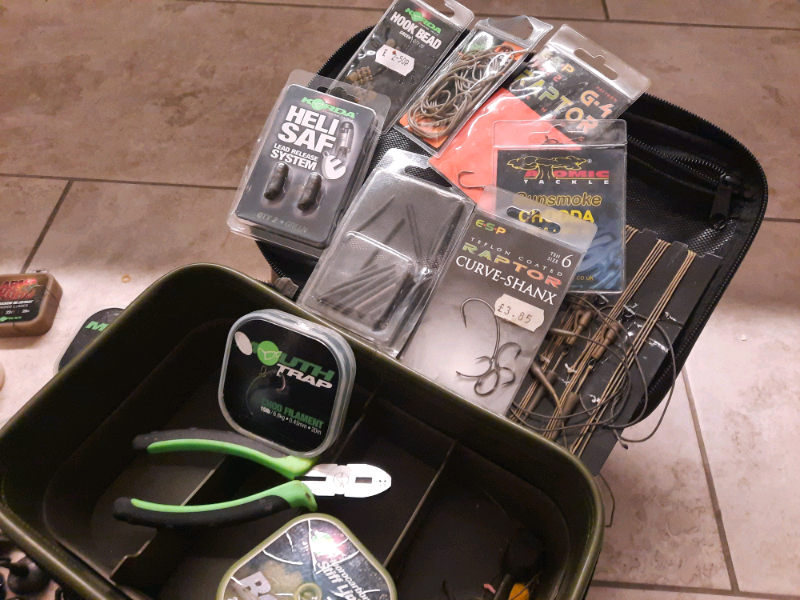Carp Tackle for sale in UK | 82 second-hand Carp Tackles