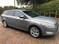 FORD MONDEO ESTATE CAR TITANIUM X 140 BHP 2.0TDCI FULL SERVICE HISTORY