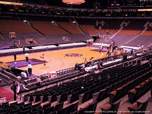 Game 7 - Lower Bowl - Raptors vs Pacers (Near Court Side)