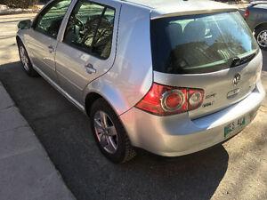 2010 Volkswagen Golf City Sedan
