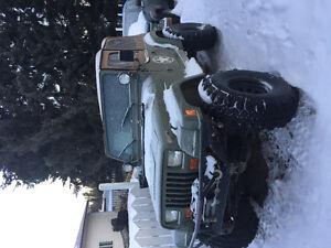 1994 Jeep Wrangler Yj Coupe (2 door)