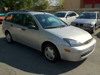 2004 Ford Focus Wagon,Very Good Condition,Only 142000 Kilometres