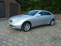 2005 Mercedes-Benz CLS 3.5 CLS350 7G-Tronic 4dr Coupe Petrol Automatic