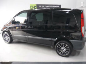 Mercedes-Benz Vito 2.1CDi EU5 Compact Dualiner BUY FOR ONLY £199 A MONTH FINANCE