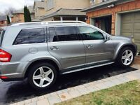 2012 Mercedes-Benz GL-Class SUV, Turbo Diesel Crossover