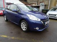 2014 Peugeot 208 1.2 VTi Active 3dr 1 FORMER KEEPER FROM NEW FULL SERVICE HIS...