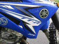 Yamaha TTR 125 2009