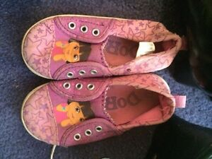 Dora toddler sneakers size 7