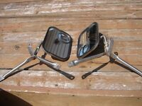 Stainless Steel Truck Mirrors