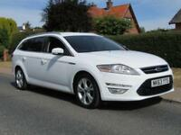 2013 Ford Mondeo 2.0 TDCi 140 TITANIUM X BUSINESS EDITION 5DR TURBO DIESEL ES...