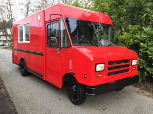 Ford Econo 1999 Foodtruck Fully Equipped