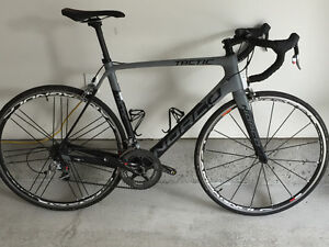 Norco Tactic w/SRAM red and Campy Shamal Ultra
