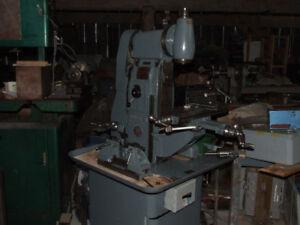 Universal Centec milling machine.