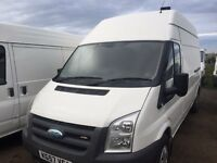 57 FORD TRANSIT VAN 2.4ltr diesel 350 Lwb high roof px considered