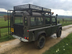 Land Rover Defender 110 V8 galvanized chassis Peterborough Peterborough Area image 5