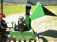PTO WOOD CHIPPER - FRONTIER WC1103