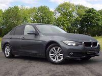 BMW 3 SERIES 2.0 320d BluePerformance ED Plus 4dr (start/stop) (grey) 2016