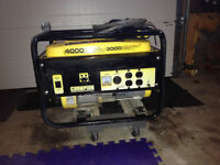 Gas Generator and more