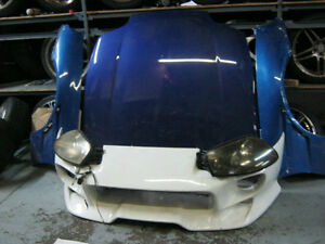 front end for toyota supra mk4