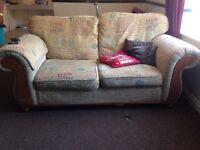 Sofa 3 seater + 2 armchair