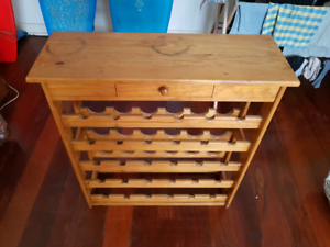 Wine rack for 30bottles
