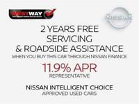 2017 Nissan Juke 1.2 DiG-T N-Connecta 5dr Hatchback Petrol Manual
