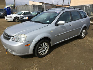 2005 Chevrolet Optra Ls Wagon 167000 km automatic transmission