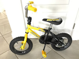 """12"""" super cycle with training wheels"""