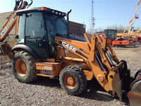 BACKHOE 2010 Case 580 M