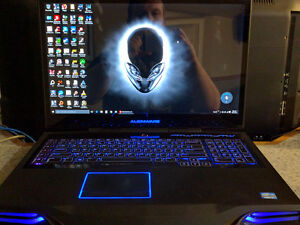 Alienware MX18R2 - Must sell.