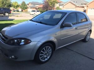 2006 Chevy Optra 5