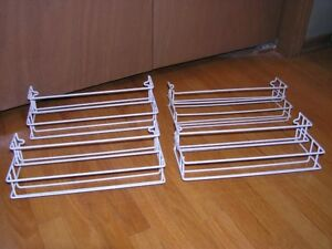 SPICE JAR HOLDER RACKS (4)