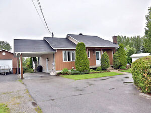 Maison de plain-pied St-Pie MLS: 28496566