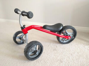 For Sale: Toddler Push Tricycle