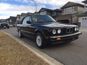 1988 BMW 325i Convertible - Excellent Condition