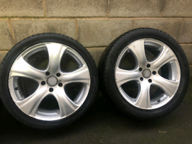 Ford galaxy alloys and tyres