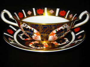 Royal Crown Derby Old Imari  Bone China