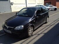 VAUXHALL CORSA SXI PLUS 16V TWINPORT PETROL 1.2 Z12XEP - ENGINE - BLACK - Z20R BREAKING SPARES PARTS