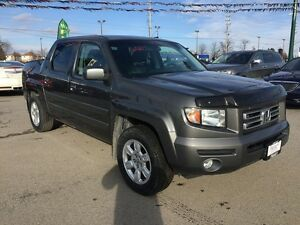 2007 HONDA RIDGELINE RTS * 4WD * POWER GROUP * LOW KM London Ontario image 8