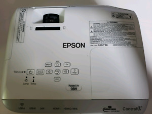 1 year old Epson projector