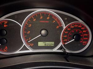 2009 Subaru WRX Sedan