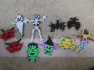 Halloween key chains