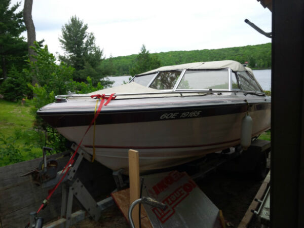 Used 1987 Thunder Craft Boats flamingo bowrider