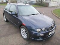 03 MG ZR 1.4 105 3DR IN MET BLUE DRIVES OK ABIT SHABBY ,PX TO CLEAR,MOT 06/16 ANY TRIAL WOW PX SWAPS
