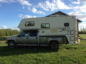 1995 Slumber Queen Camper 100WS SLE Edmonton Edmonton Area image 3